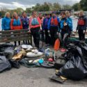 Autumn River Cleanup, Oct 2019